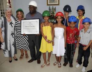 Entregan premios nacionales de Medio Ambiente en Cuba