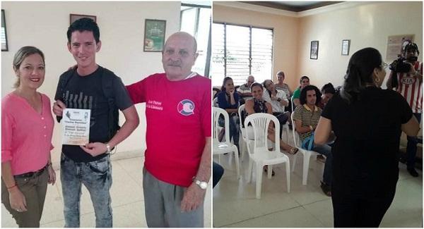 Entregan premios del concurso provincial Carlos Bastida a periodistas camagüeyanos