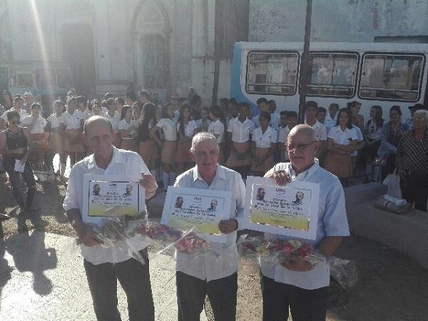 Premio por la Obra de la Vida para tres destacados periodistas camagüeyanos (+ Fotos)