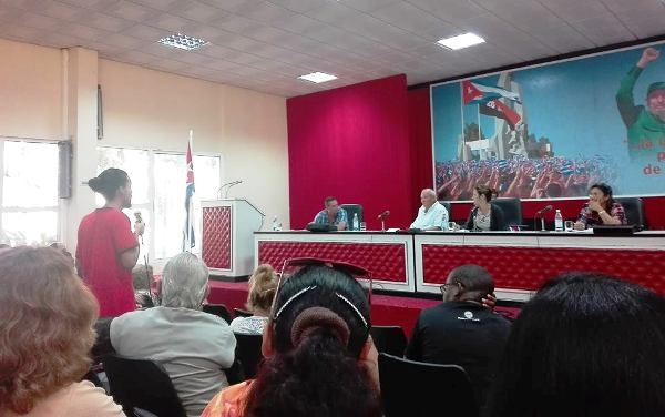 Identify problems and provide solutions, claim of the press in Camagüey