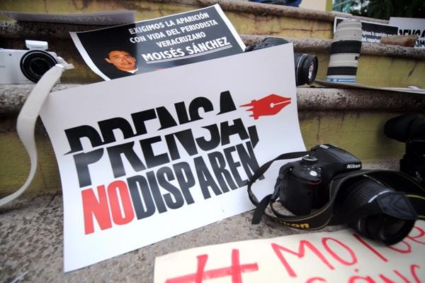 Investigarán en México asesinatos de periodistas