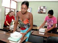 Perfilan en Camagüey directrices del nuevo curso escolar