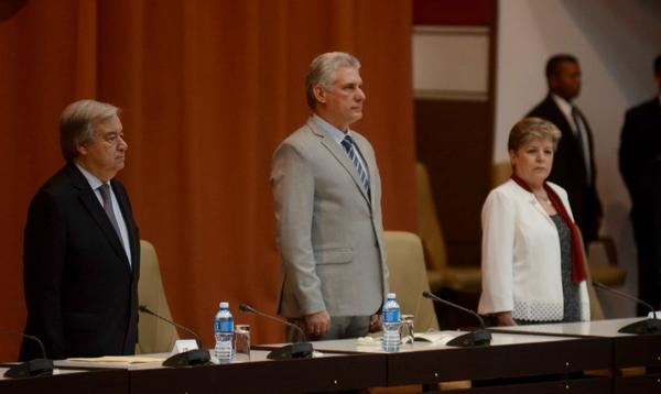 Cuba Assumes the Presidency of the ECLAC (+ Photos)