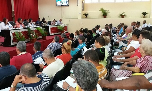 Assembly of People´s Power in Camagüey addresses energy saving measures (+ Photos)
