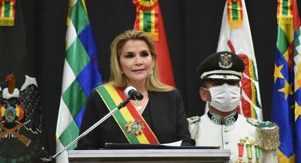 Advierten sobre maniobras políticas de la presidenta autoproclamada en Bolivia