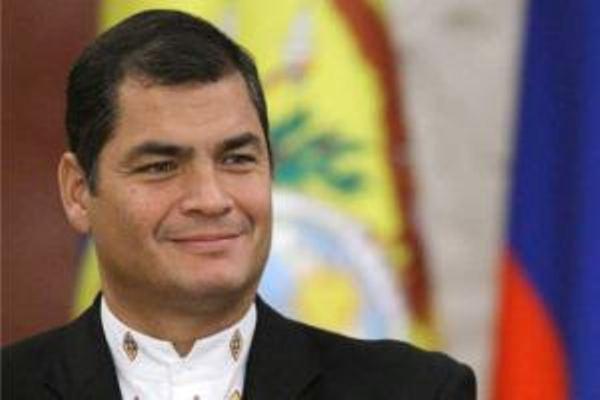 Destaca Presidente ecuatoriano legados de Martí y Alfaro