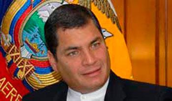 Llama Correa a devolver a Cuba la ocupada zona de Guantánamo