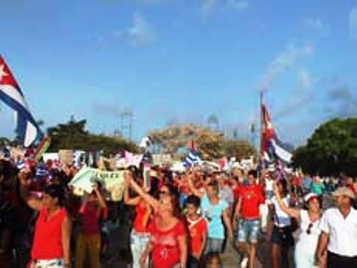 Un sí por Cuba desde Carlos Manuel de Céspedes (+ Audio)