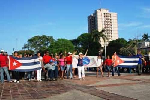 Trabajadores camagüeyanos, con unidad y compromiso este Primero de Mayo (+ Audio)