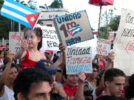 Ratifican en Sibanicú unidad y compromiso por Cuba (+ Audio)