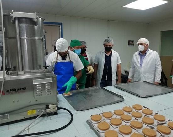 Chequea Morales Ojeda programas de producción de alimentos en Camagüey (+ Fotos y Post)