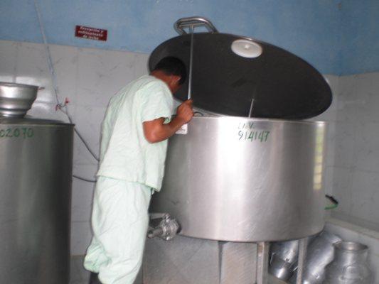 Camagüey: garantía de enfriamiento se revierte en calidad de producción lechera (+Fotos)