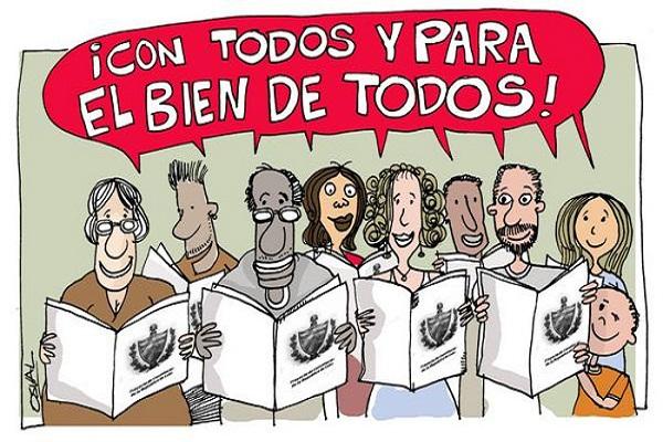 Amigos de Cuba destacan triunfo del Sí en referendo constitucional (+ Tuits)