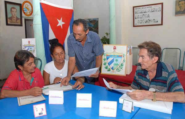 Realizan en Cuba prueba dinámica para elecciones de gobernadores y vicegobernadores