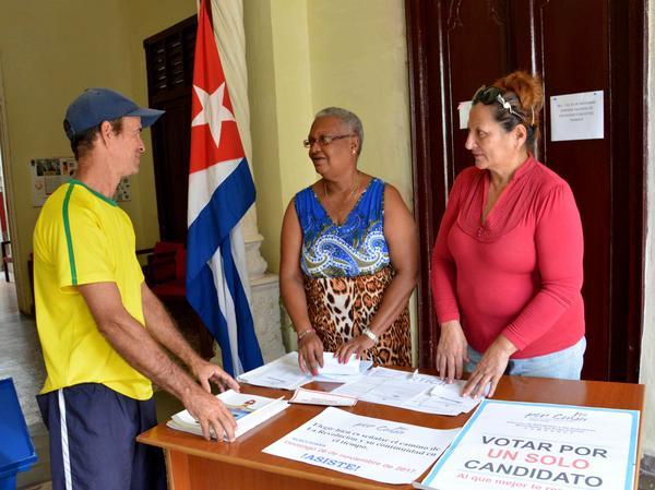 Camagüey está lista para segunda vuelta de comicios electorales