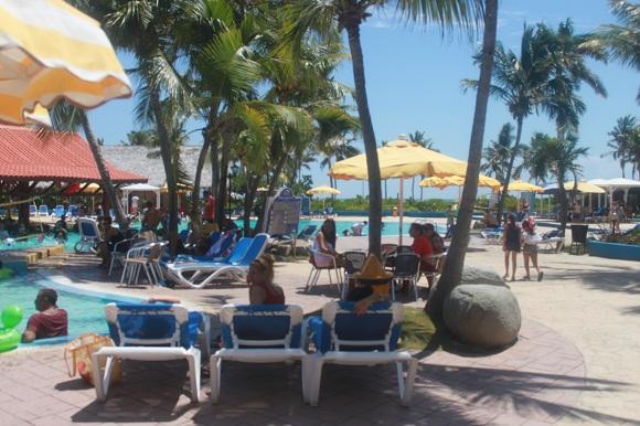 Creció afluencia de veraneantes a instalaciones de Cubanacán en principal balneario camagüeyano (+ Fotos)