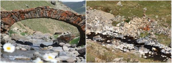 Desaparece misteriosamente en Turquía puente de 300 años de antigüedad