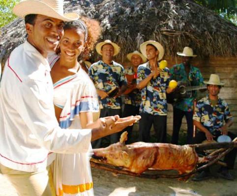 Dedican peña en Camagüey al punto cubano