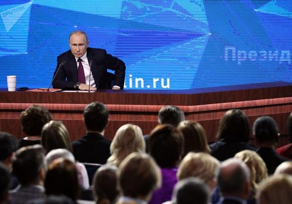 La Rusia de hoy en 58 respuestas de Putin