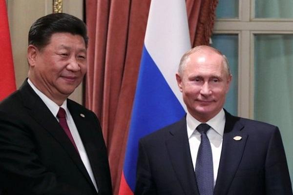 Destaca Putin fortaleza y estabilidad de cooperación entre Rusia y China