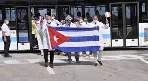Nobel Peace Prize for Cuban doctors supported in Sri Lanka
