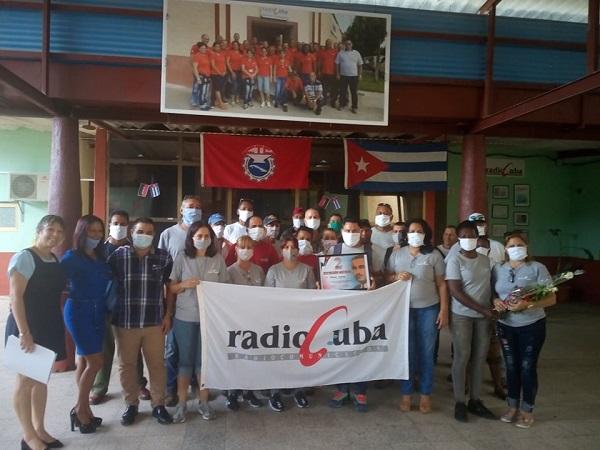 Destacan el desempeño de la División Radiocuba Camagüey a nivel nacional