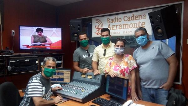 Radio Cadena Agramonte y su empeño de ser siempre útil (+Audio)