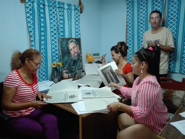 Preparan en camagüeyano municipio de Sierra de Cubitas consulta popular sobre nueva Constitución