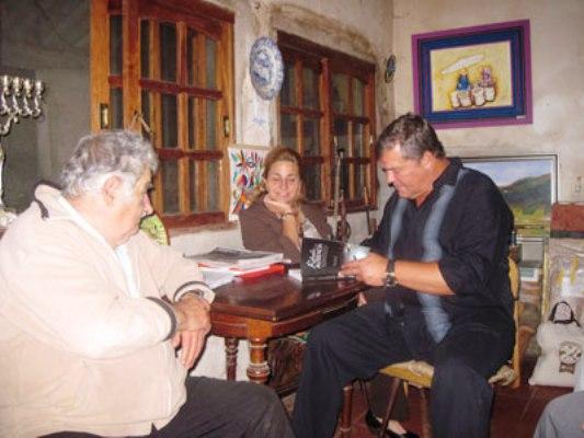 Reconoce Ramón Labañino solidaridad del Parlamento uruguayo