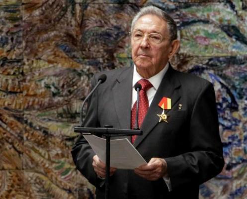 Resalta Presidente cubano histórica hermandad con Vietnam
