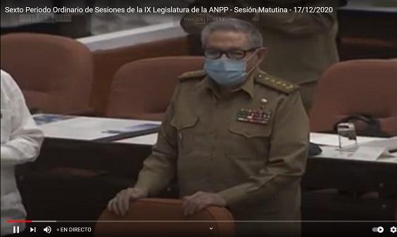 Segunda jornada de la VI sesión ordinaria de la IX Legislatura del Parlamento cubano