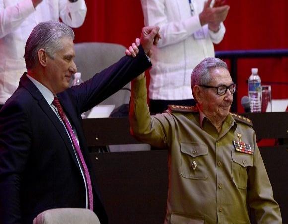 Concluye 8vo. Congreso del Partido de los comunistas cubanos