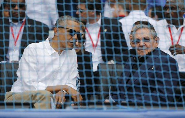 Comienza partido de Béisbol entre Cuba y Tampa Bay Rays
