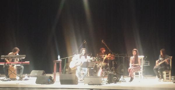 Raúl Torres entonó en Camagüey sus más sentidas canciones