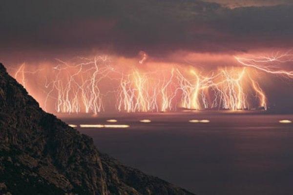 Lake Maracaibo in Venezuela is Lightning Capital of The World