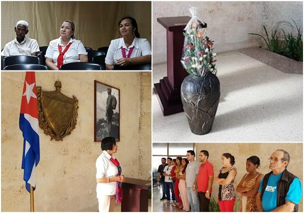 Radialistas camagüeyanos rememoran tributo póstumo al Comandante en Jefe