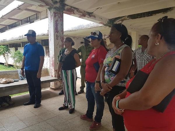 Construyen en municipio del norte camagüeyano nueva comunidad agrícola