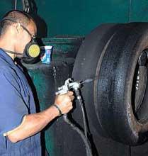 Insuficiente gestión empresarial en Camagüey para recuperar neumáticos
