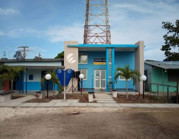 Inauguran nueva Oficina Comercial de ETECSA en Najasa (+ Fotos)