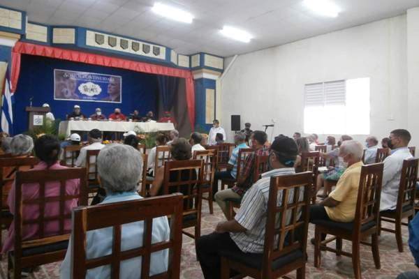 Trabajo Comunitario Somos Continuidad llega a camagüeyano municipio de Guáimaro (+ Post)