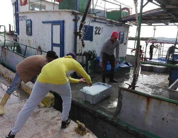 Pescadores camagüeyanos: bondad, sencillez y compromiso (+ Fotos, Audio y Video)