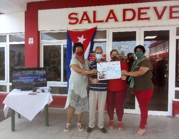 Otorgan condición de Colectivo Victoria a División Territorial COPEXTEL en Camagüey (+ Foto)
