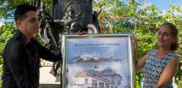 Reconocen al Ballet de Camagüey en su aniversario 50