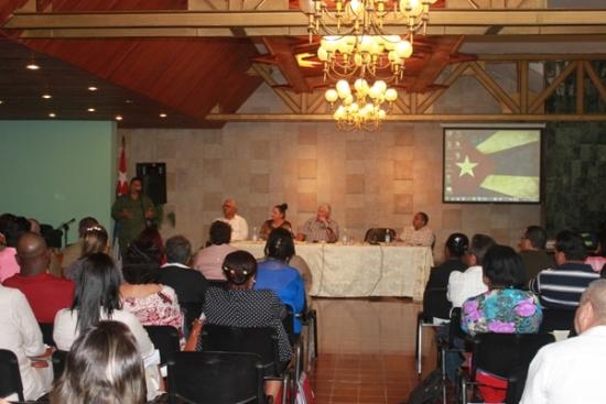 Parlamento cubano reconoce gestión de juristas camagüeyanos