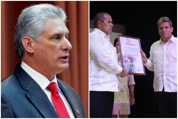 Díaz-Canel reconoce fidelidad de Prensa Latina a sus principios fundacionales