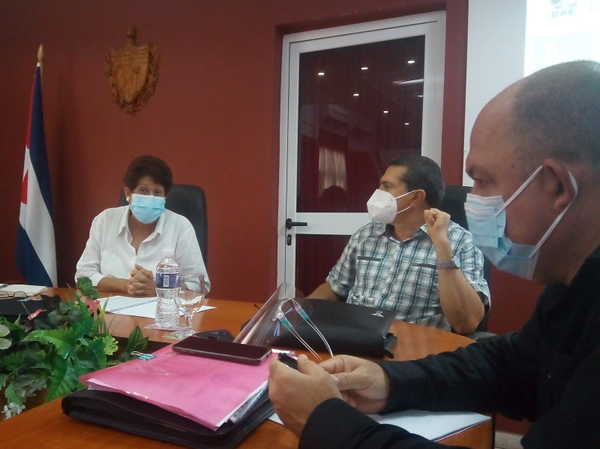 Cover 2  Conditions evaluated for restart of the school year in Cuba