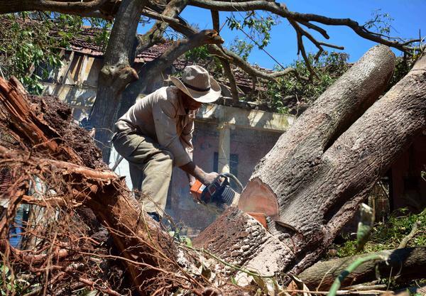 Camagüey avanza con esfuerzo en la recuperación tras azote de Irma