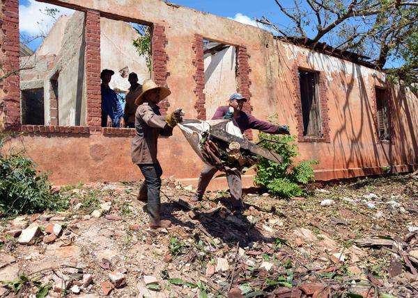 Brasil vive días intensos para recuperar su patrimonio (+ Fotos)