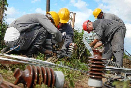 Restablecido el servicio eléctrico en Moa
