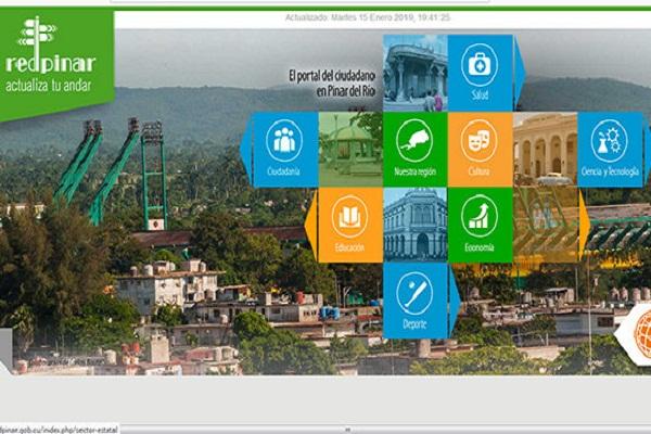 Portal cubano gana premio en Cumbre Mundial de la Información
